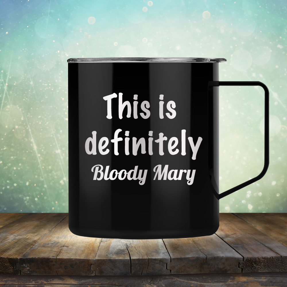 This is Definitely Bloody Mary
