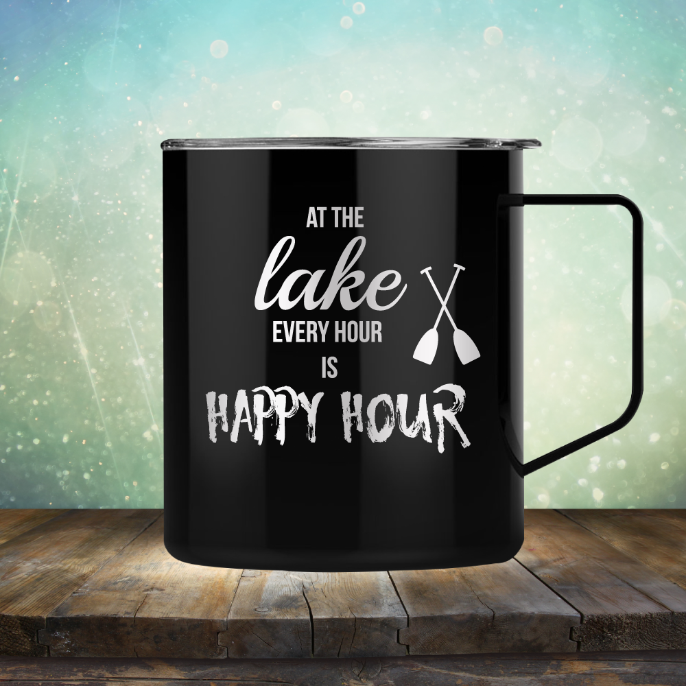 At the Lake, Every Hour is Happy Hour