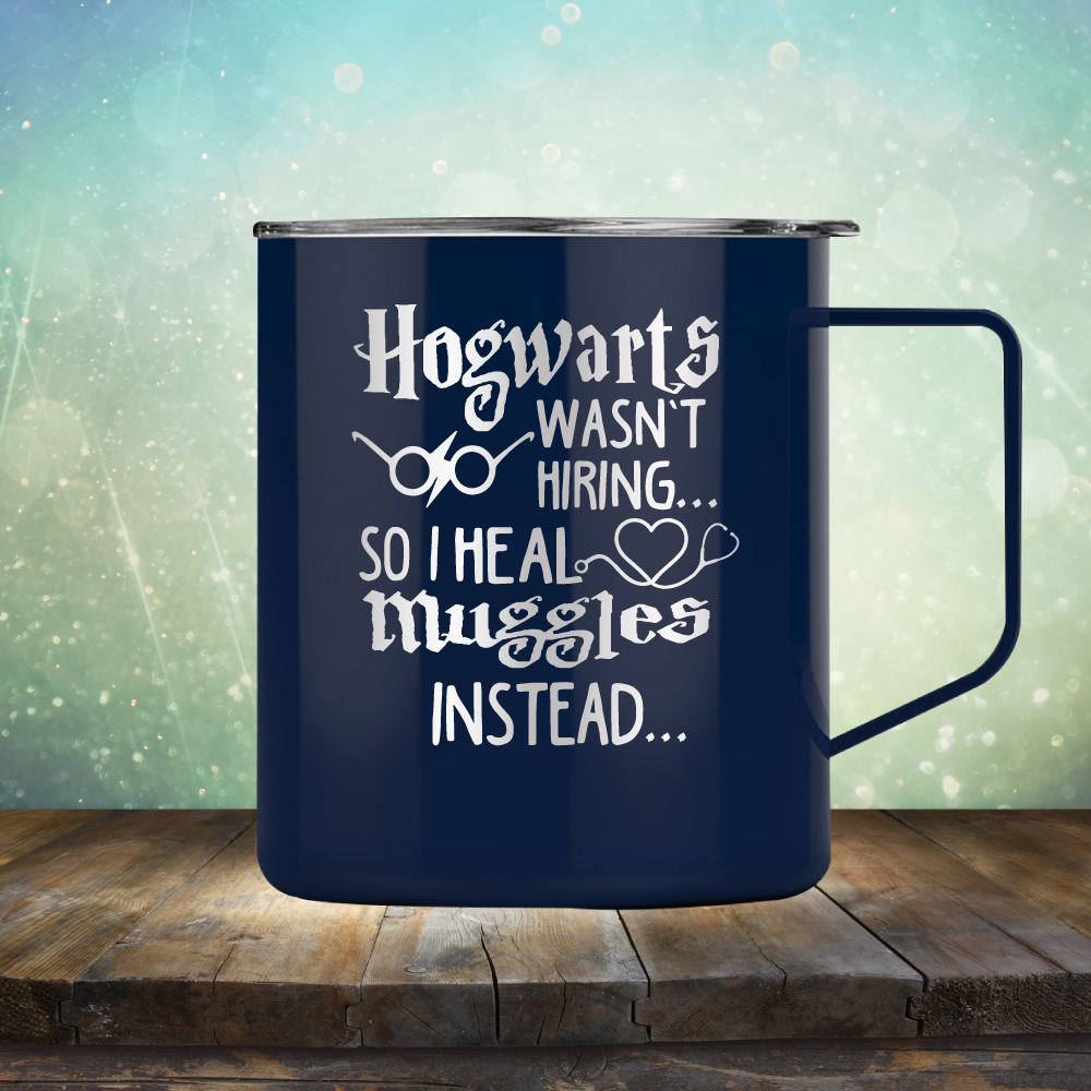 Hogwarts wasn't Hiring So I Heal Muggles Instead