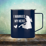 I Married My Hero Firefighter
