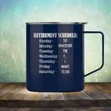 Retirement Schedule