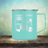 Weekend Forecast: Golf with a Chance of Beer