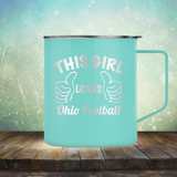 This Girl Loves Ohio Football