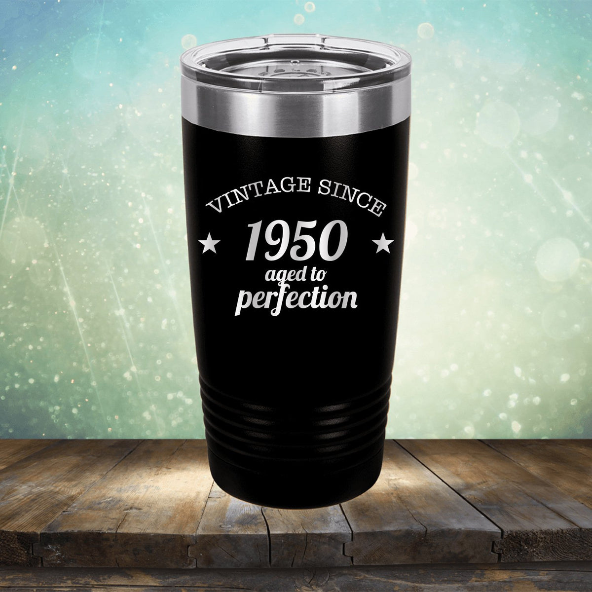 Vintage Since 1950 Aged to Perfection
