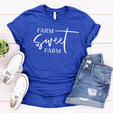 Farm Sweet Farm - Short Sleeve Tee Shirt