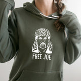 Free Joe Exotic The Tiger King - Hoodie Sweatshirt