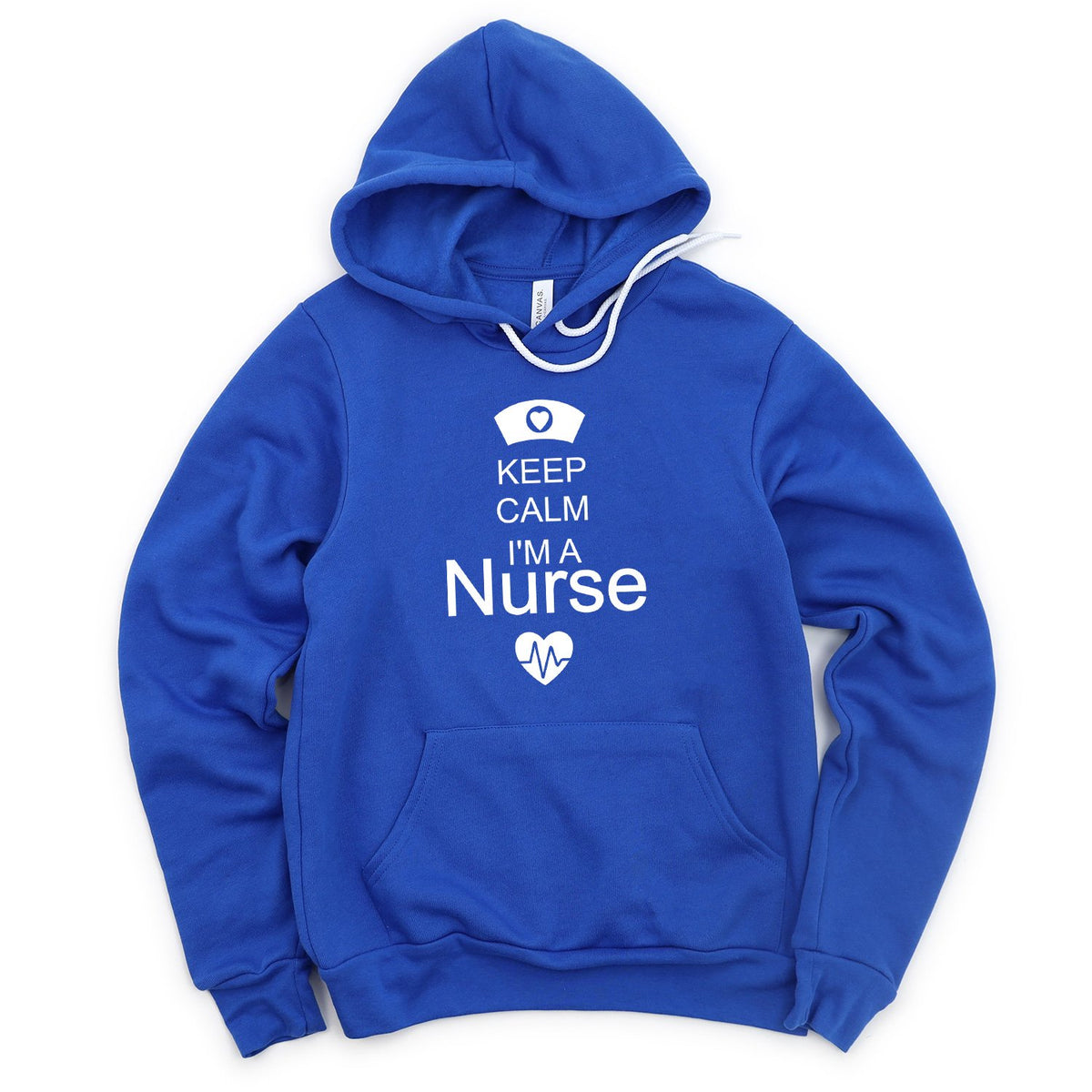 Keep Calm I'm A Nurse - Hoodie Sweatshirt