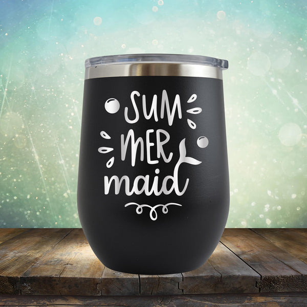 Sum Mer Maid - Stemless Wine Cup