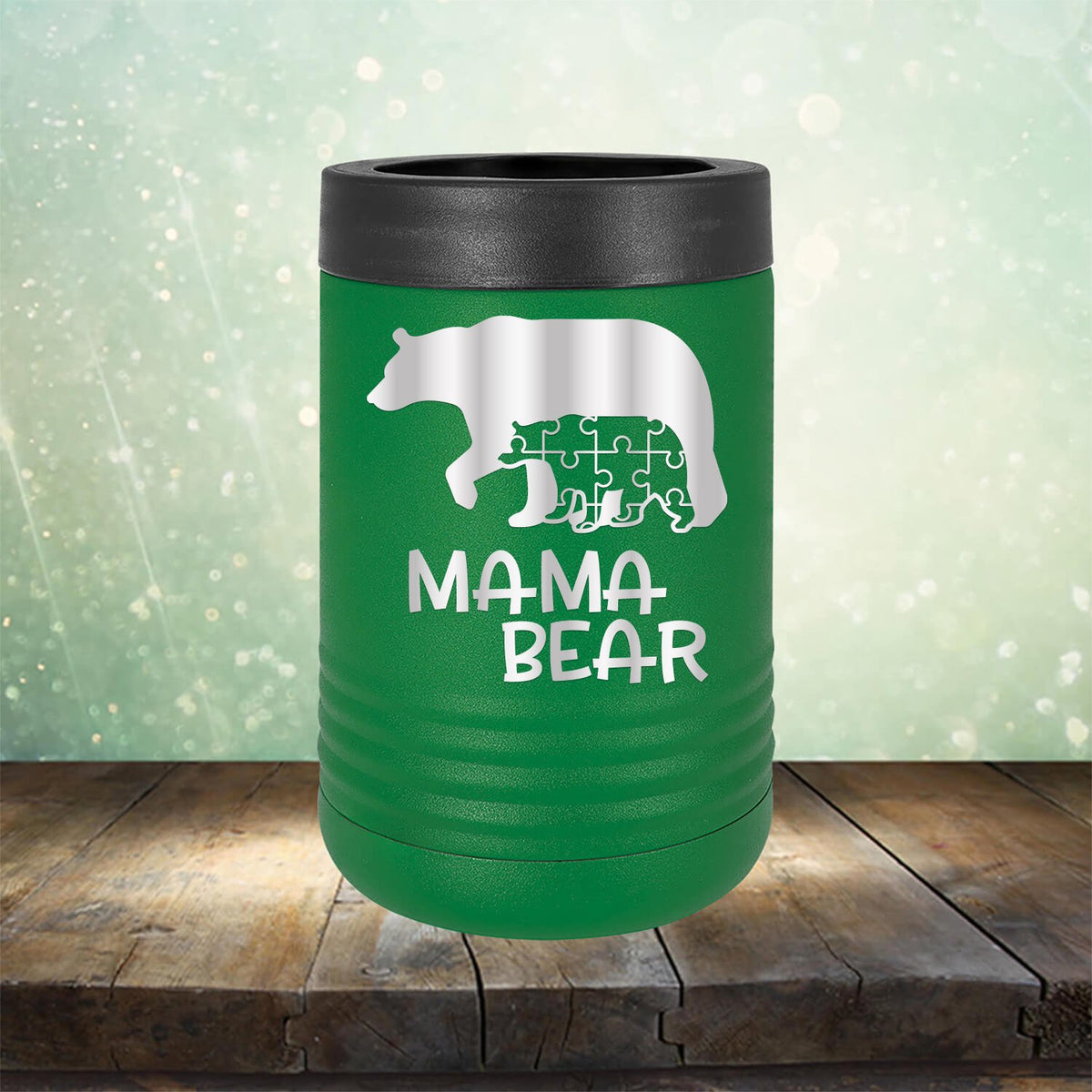 Autism Mama Bear and Cub