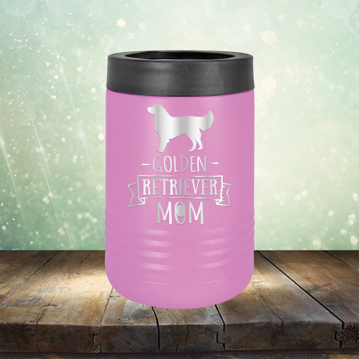 Golden Retriever Mom