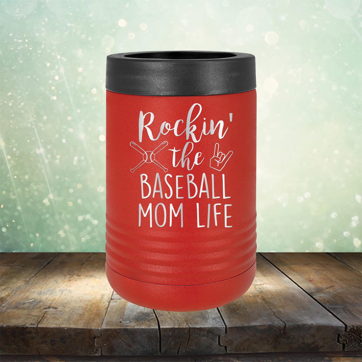 Rockin' The Baseball Mom Life