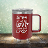 Autism is Proof That Love Doesn't Need Words