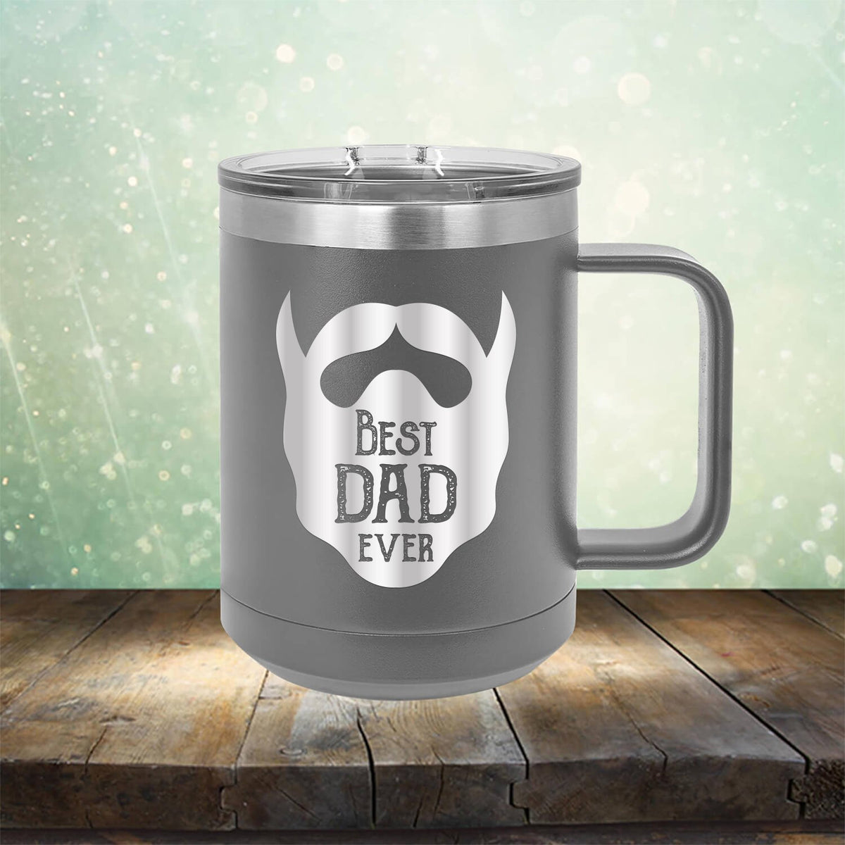 Best Dad Ever Beard