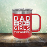 Dad Of Girls Outnumbered