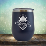 Super Mom - Stemless Wine Cup