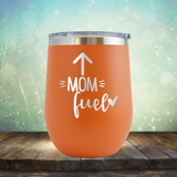 Mom Fuel - Stemless Wine Cup