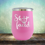 Ship Faced - Stemless Wine Cup