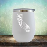 California Outline - Stemless Wine Cup