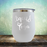 Liquid Yoga - Stemless Wine Cup