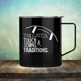 Football Tailgates, Touchdowns & Traditions