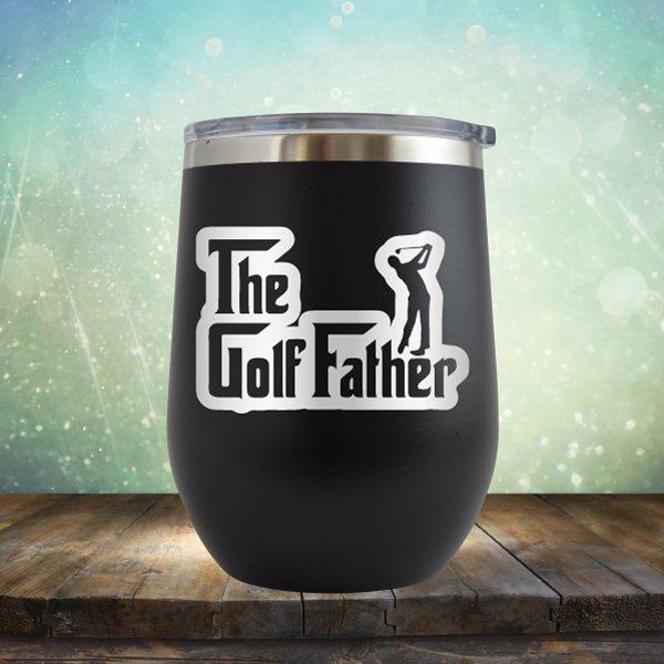 The Golf Father - Wine Tumbler