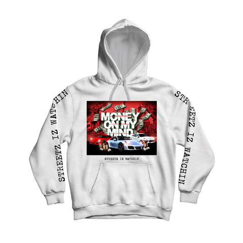 Money On Mind Stylish Comfortable Cotton Hoodie
