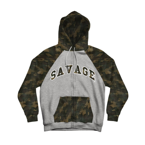 HD845 SAVAGE CAMO