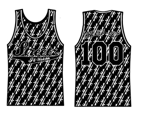 KEEP IT 100 MEN'S COMFORTABLE TANK TOP