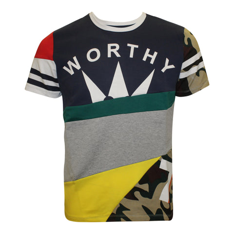 Multi Colored T Shirts Classic Fit