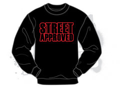 Street Approved Men's Warm Pullover Hoodie