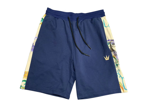 Premium Navy Blue Fashion Shorts Great Fit