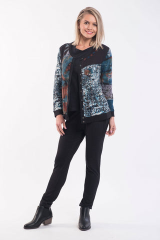 Embellished Cardigan - Orientique - Stranger.Things.Emporium, Clothing (Womens) - New