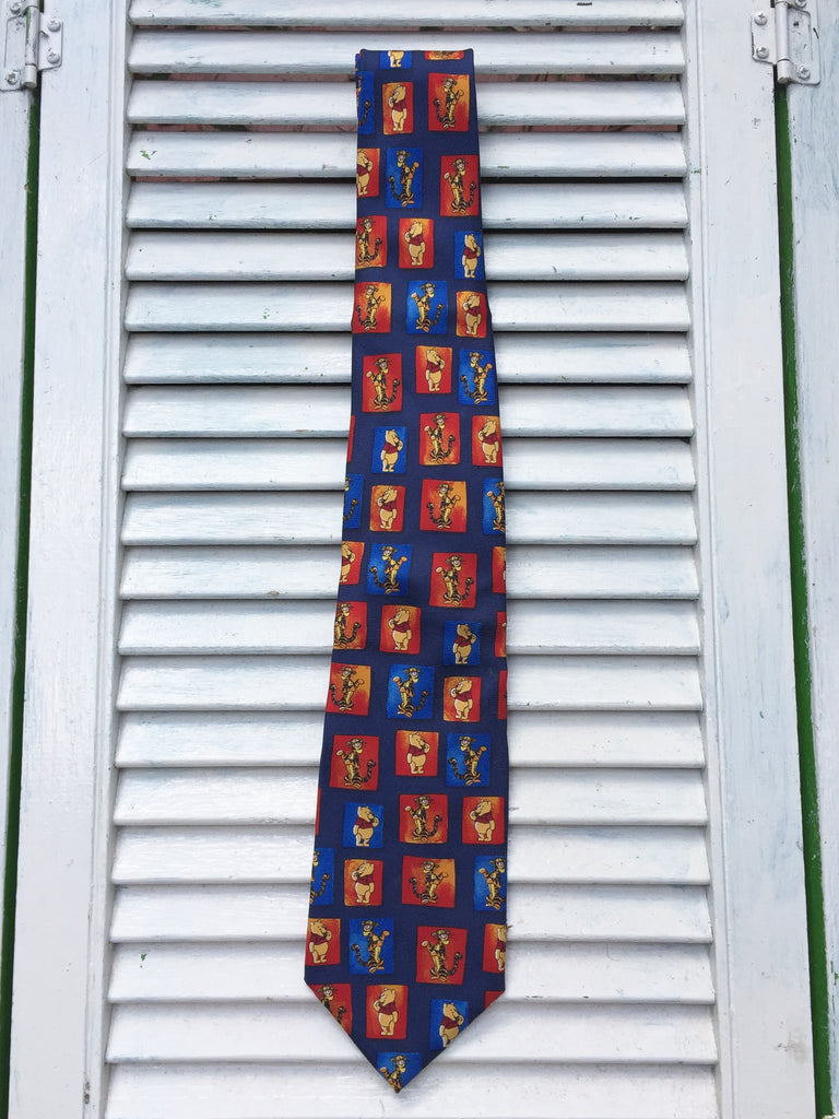 Novelty Ties - Men's (Past Lives) - Stranger.Things.Emporium, Clothing (Mens) - New
