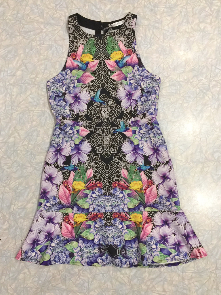 Saints & Secrets Paradise Found Cross Back Dress BNWT Size 12 (Past Lives #10617) - Stranger.Things.Emporium, Clothing (Womens) - Vintage & Preloved