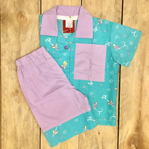 Girls Summer Pyjamas by Bedtime Bugs - Stranger.Things.Emporium, Clothing (Womens) - New