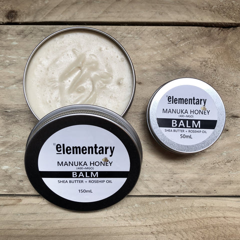 HEALING BALM | Charlie's Manuka Honey Balm with Shea Butter & Rosehip Oil - Stranger.Things.Emporium, Balms & Moisturisers