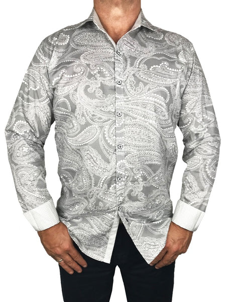 Rapture Cotton Shirt by Jimmy Stuart - Stranger.Things.Emporium, Clothing (Mens) - New