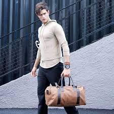 Traveller Duffel Bag by Mad Men - Stranger.Things.Emporium, Mens Accessories
