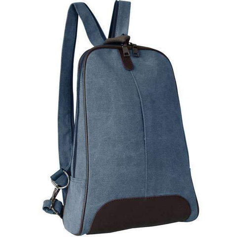 Canvas Back Pack by Mad Men - Stranger.Things.Emporium, Mens Accessories