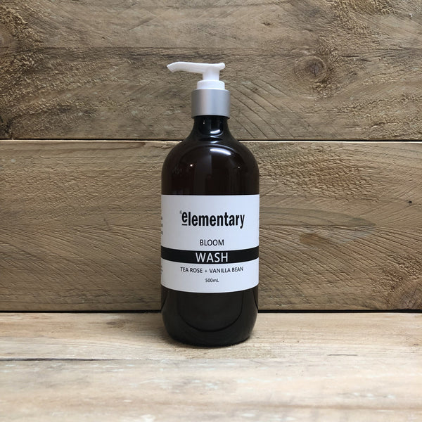 WASH | Natural Liquid Soap - Stranger.Things.Emporium, Bath & Beauty Products