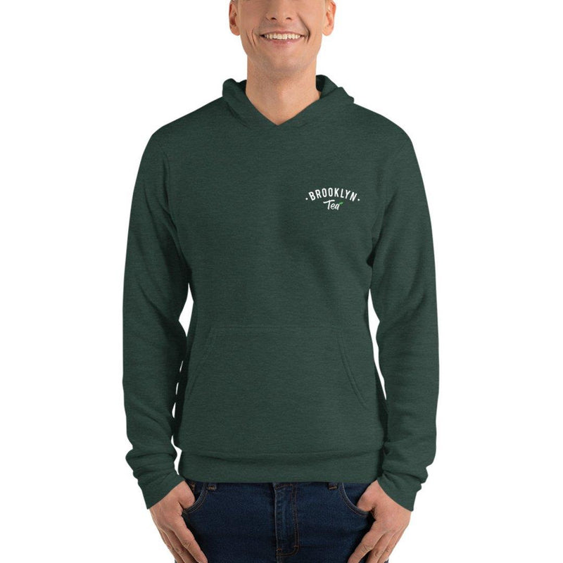 Brooklyn Drinks Tea Hoodie