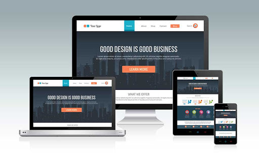 Website design and its importance for the development of an international business