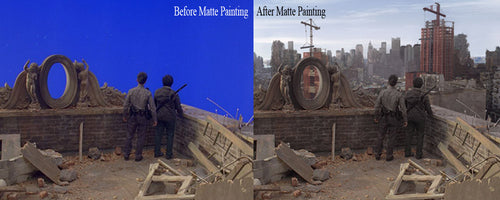 Matte Painting (Advanced Photoshop For Film) Course