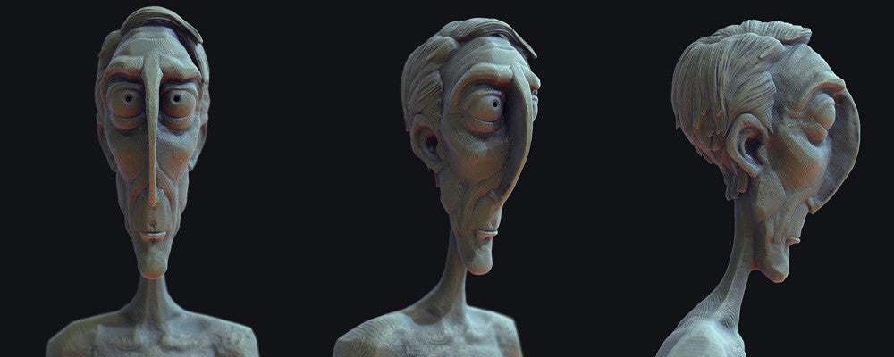 ZBrush ( Digital Sculpting )Course