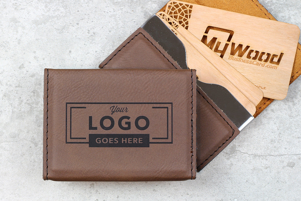 My Wood Business Card - Laser Cut Wood + FREE Shipping