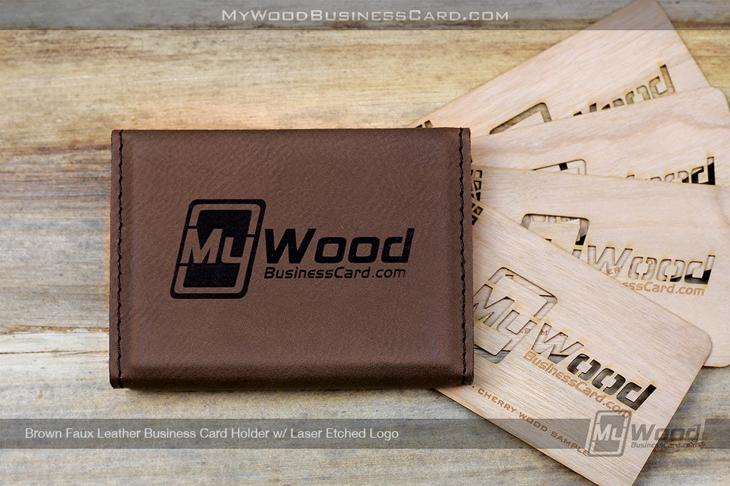 Business Card Holders | My Wood Business Card