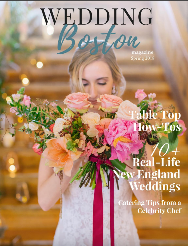 Wed Boston Spring Issue 2018