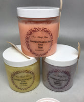 Emulsified Tallow Dead Sea Salt Scrub