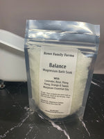 Aromatherapy Mineral Salts