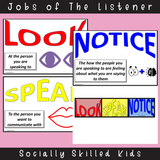 Voice Volume and Tone Of Voice | Differentiated Social Skills Activities For K-5th Grade